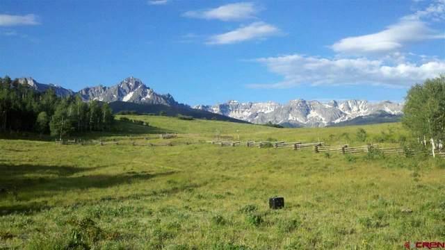 TBD County Road 5, Ridgway, CO 81432 (MLS #768327) :: The Dawn Howe Group | Keller Williams Colorado West Realty