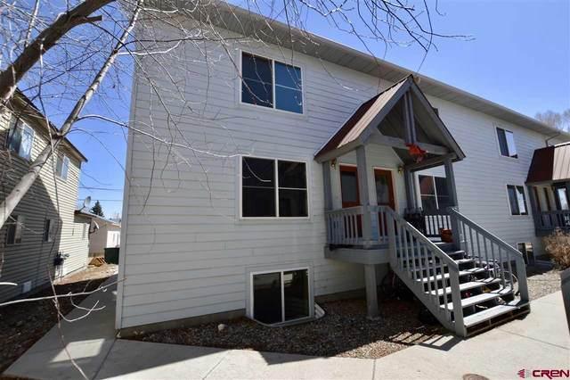 314 S 11th Street #5, Gunnison, CO 81230 (MLS #768329) :: The Dawn Howe Group | Keller Williams Colorado West Realty