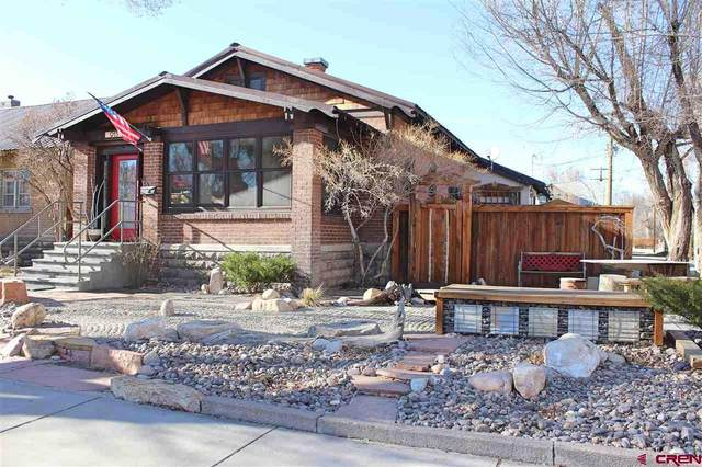 913 Third Street, Alamosa, CO 81101 (MLS #768333) :: The Dawn Howe Group | Keller Williams Colorado West Realty