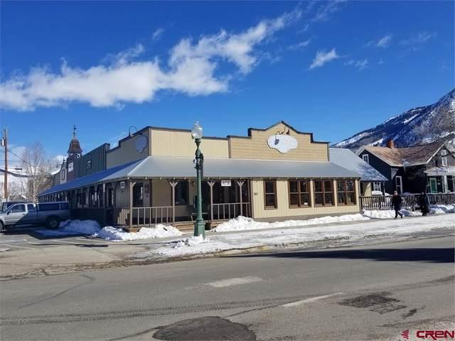 501 Elk Avenue, Crested Butte, CO 81224 (MLS #768360) :: The Dawn Howe Group | Keller Williams Colorado West Realty