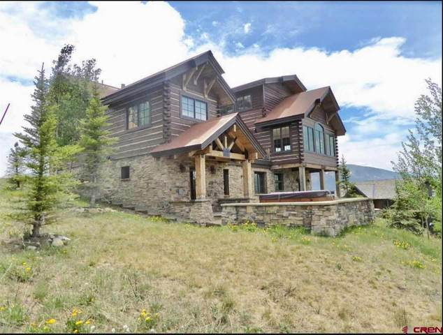 59 Summit Road, Mt. Crested Butte, CO 81225 (MLS #768404) :: The Dawn Howe Group | Keller Williams Colorado West Realty