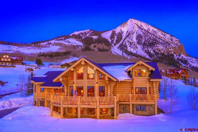 40 Summit Road, Mt. Crested Butte, CO 81225 (MLS #768415) :: The Dawn Howe Group | Keller Williams Colorado West Realty