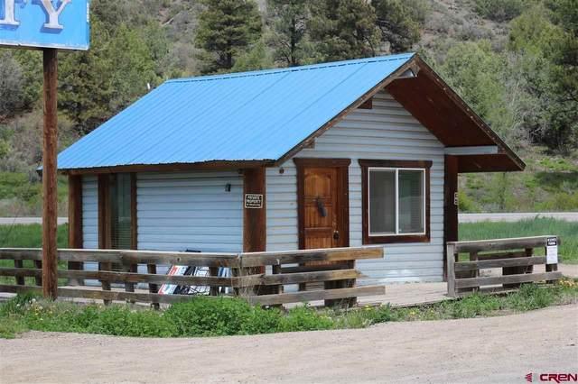 25 Oakridge Drive, Pagosa Springs, CO 81147 (MLS #768433) :: The Dawn Howe Group | Keller Williams Colorado West Realty