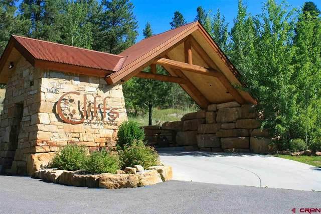 Lot 7 Durango Cliffs Dr, Durango, CO 81301 (MLS #768455) :: Durango Mountain Realty