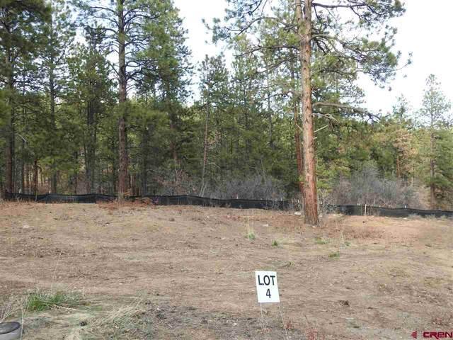 53 Canyon Pines Place, Durango, CO 81301 (MLS #768463) :: Durango Mountain Realty