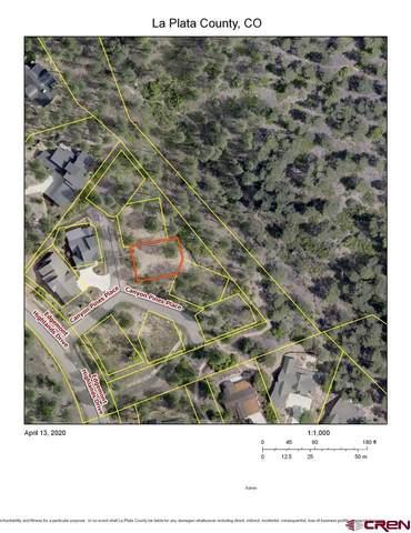 65 Canyon Pines (Lot 5) Place, Durango, CO 81301 (MLS #768464) :: Durango Mountain Realty