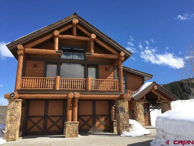 24 Appaloosa Road, Mt. Crested Butte, CO 81225 (MLS #768491) :: The Dawn Howe Group | Keller Williams Colorado West Realty