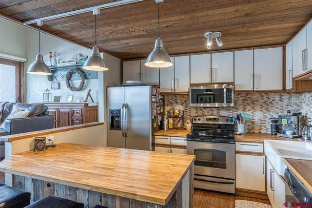 40 Marcellina Lane #34, Mt. Crested Butte, CO 81225 (MLS #768645) :: The Dawn Howe Group | Keller Williams Colorado West Realty