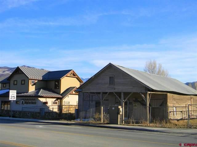 330 Sherman Street, Ridgway, CO 81432 (MLS #768996) :: The Dawn Howe Group | Keller Williams Colorado West Realty