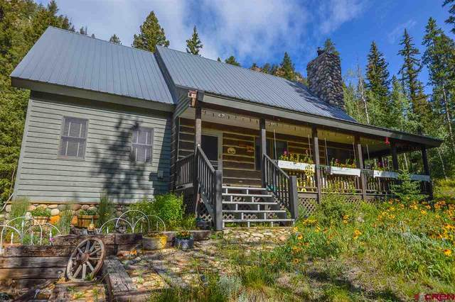 1183 County Road 744, Almont, CO 81210 (MLS #769036) :: The Dawn Howe Group | Keller Williams Colorado West Realty