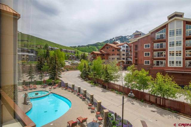 6 Emmons Road #369, Mt. Crested Butte, CO 81225 (MLS #769054) :: The Dawn Howe Group | Keller Williams Colorado West Realty