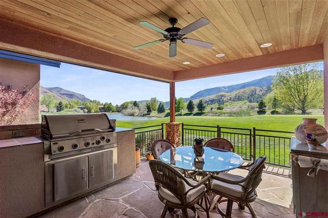 63 Mid Iron Court, Durango, CO 81301 (MLS #769188) :: Durango Mountain Realty
