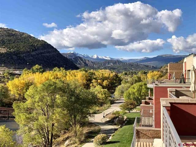 555 Rivergate Lane B3-166, Durango, CO 81301 (MLS #769297) :: Durango Mountain Realty