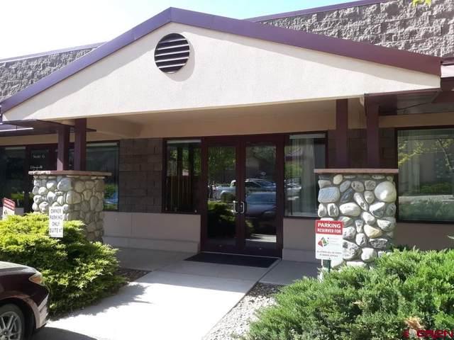 48 Cr 250 #7, Durango, CO 81301 (MLS #769351) :: Durango Mountain Realty
