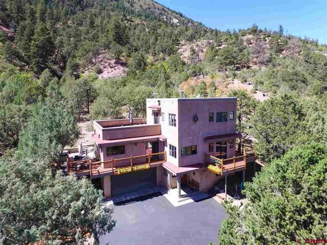 1945 Cr 203, Durango, CO 81301 (MLS #769450) :: Durango Mountain Realty