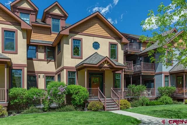 355 E 3rd Avenue #141, Durango, CO 81301 (MLS #769470) :: Durango Mountain Realty