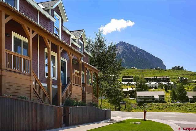 102 Pitchfork Drive D, Mt. Crested Butte, CO 81225 (MLS #769512) :: The Dawn Howe Group | Keller Williams Colorado West Realty