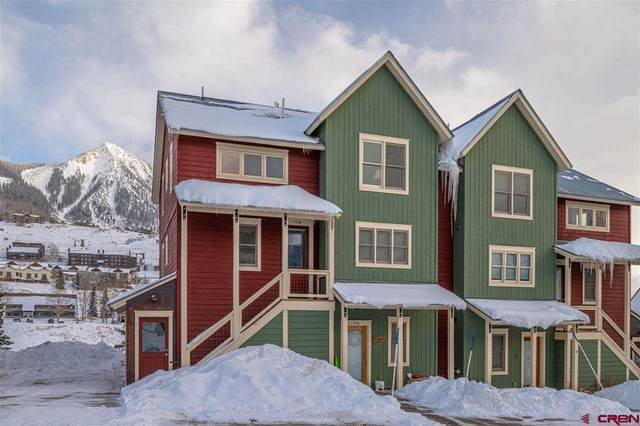 418 Horseshoe Drive, Mt. Crested Butte, CO 81225 (MLS #769576) :: The Dawn Howe Group | Keller Williams Colorado West Realty