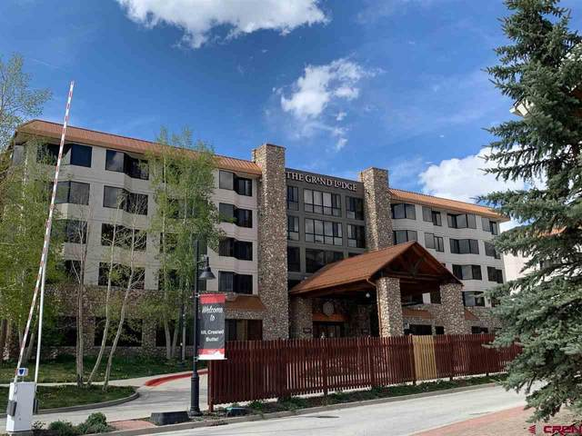 6 Emmons Road #504, Mt. Crested Butte, CO 81225 (MLS #769651) :: The Dawn Howe Group | Keller Williams Colorado West Realty