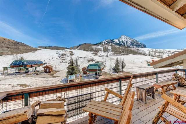 12 Snowmass Road #418, Mt. Crested Butte, CO 81225 (MLS #769653) :: The Dawn Howe Group | Keller Williams Colorado West Realty