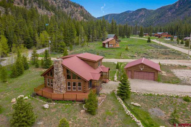 593 County Road 54, Almont, CO 81210 (MLS #769675) :: The Dawn Howe Group | Keller Williams Colorado West Realty