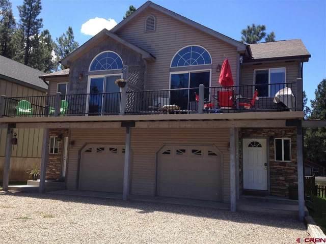 840 & 846 Cloud Cap Avenue Duplex, Pagosa Springs, CO 81147 (MLS #769698) :: The Dawn Howe Group   Keller Williams Colorado West Realty