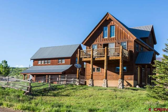 327 Escalante Street, Crested Butte, CO 81224 (MLS #769713) :: The Dawn Howe Group | Keller Williams Colorado West Realty