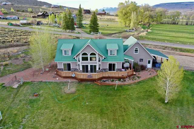 567 Seneca Drive, Gunnison, CO 81230 (MLS #769727) :: The Dawn Howe Group | Keller Williams Colorado West Realty