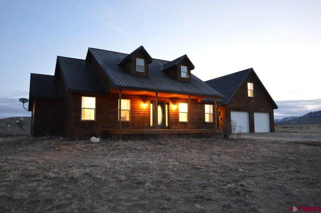 757 County Road 75, Gunnison, CO 81230 (MLS #769740) :: The Dawn Howe Group | Keller Williams Colorado West Realty