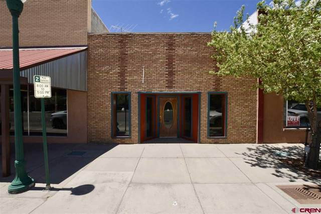 317 N Main Street, Gunnison, CO 81230 (MLS #769786) :: The Dawn Howe Group | Keller Williams Colorado West Realty