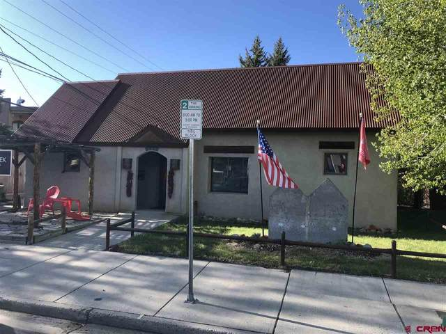 124 E Virginia Street, Gunnison, CO 81230 (MLS #769788) :: The Dawn Howe Group | Keller Williams Colorado West Realty