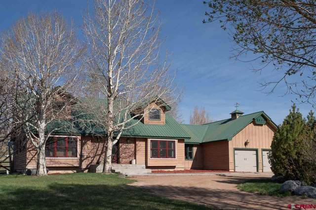 725 Pashuta Drive, Gunnison, CO 81230 (MLS #769789) :: The Dawn Howe Group | Keller Williams Colorado West Realty