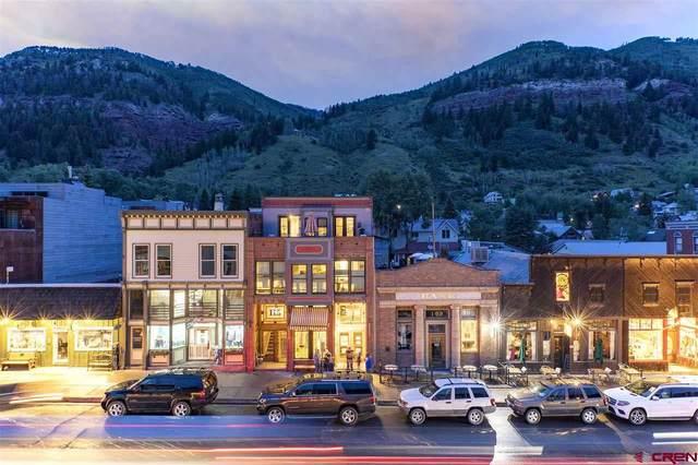 115 W Colorado Avenue, Telluride, CO 81435 (MLS #769797) :: The Dawn Howe Group   Keller Williams Colorado West Realty