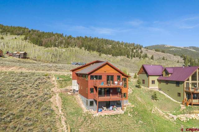 2445 Bryant Avenue, Crested Butte, CO 81224 (MLS #769814) :: The Dawn Howe Group   Keller Williams Colorado West Realty