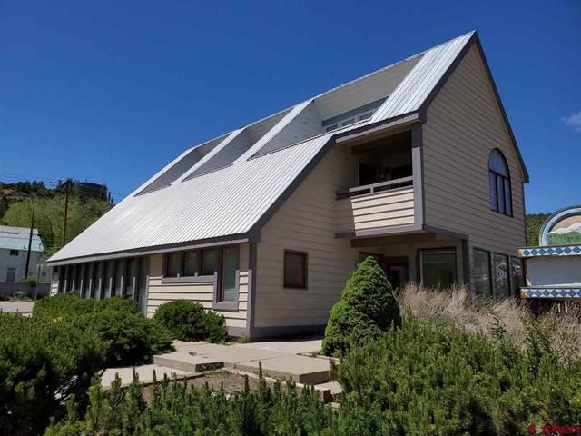 2901 Main Avenue, Durango, CO 81301 (MLS #769819) :: Durango Mountain Realty