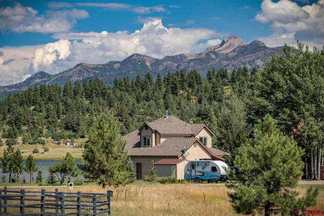 182 Luxury Place, Pagosa Springs, CO 81147 (MLS #769841) :: The Dawn Howe Group | Keller Williams Colorado West Realty