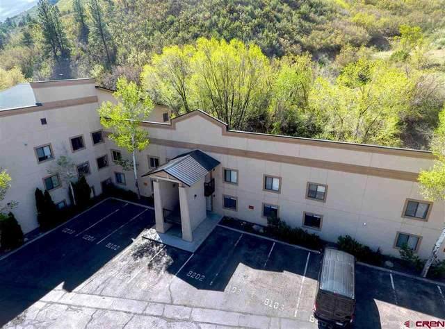 20280 Hwy 160 W #B103, Durango, CO 81303 (MLS #769857) :: The Dawn Howe Group | Keller Williams Colorado West Realty