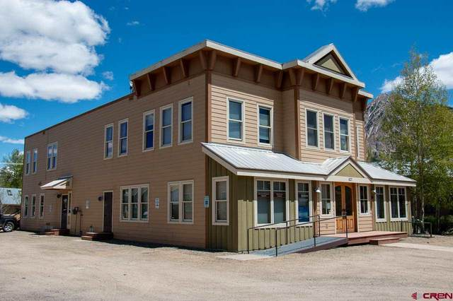 427 Belleview Avenue #105, Crested Butte, CO 81224 (MLS #769859) :: The Dawn Howe Group | Keller Williams Colorado West Realty