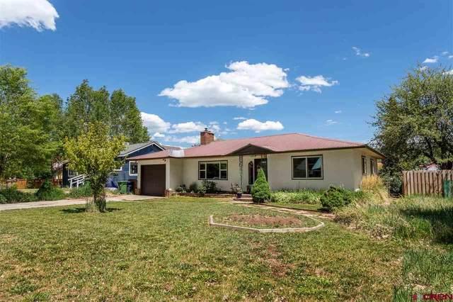 2540 W 2nd Avenue, Durango, CO 81301 (MLS #769868) :: The Dawn Howe Group   Keller Williams Colorado West Realty