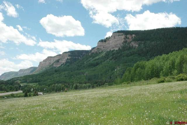 TBD N Hwy 550, Durango, CO 81301 (MLS #769882) :: Durango Mountain Realty