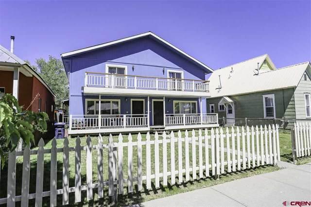 545 E 5th Avenue, Durango, CO 81301 (MLS #769900) :: The Dawn Howe Group   Keller Williams Colorado West Realty
