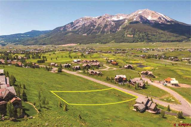 468 Country Club Drive, Crested Butte, CO 81224 (MLS #769928) :: The Dawn Howe Group | Keller Williams Colorado West Realty
