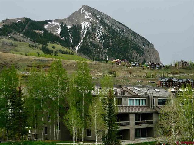 11 Hunter Hill Road #504, Mt. Crested Butte, CO 81225 (MLS #769929) :: The Dawn Howe Group | Keller Williams Colorado West Realty