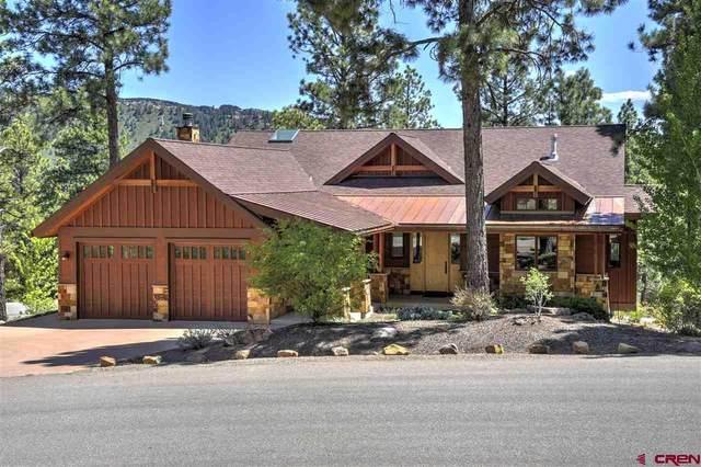645 Edgemont Highlands, Durango, CO 81301 (MLS #769978) :: Durango Mountain Realty