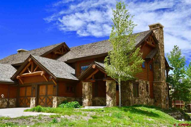 3 Stetson Drive, Mt. Crested Butte, CO 81225 (MLS #770000) :: The Dawn Howe Group | Keller Williams Colorado West Realty
