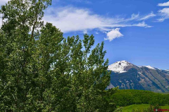 38 Ruby Drive, Mt. Crested Butte, CO 81225 (MLS #770001) :: The Dawn Howe Group | Keller Williams Colorado West Realty