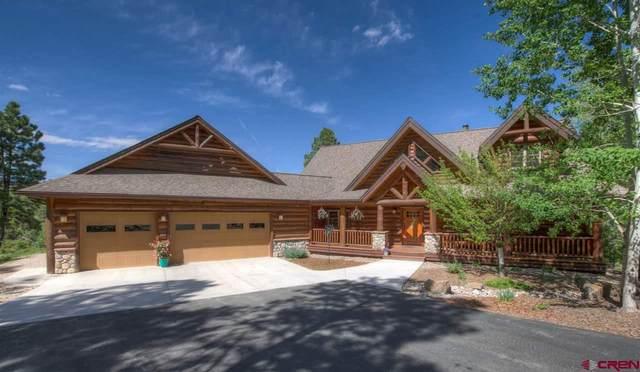 153 Tristan Trail, Durango, CO 81301 (MLS #770052) :: Durango Mountain Realty