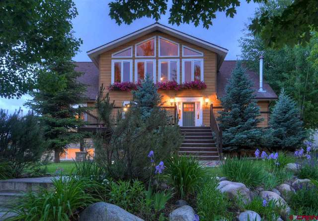 2217 Forest Avenue, Durango, CO 81301 (MLS #770093) :: The Dawn Howe Group | Keller Williams Colorado West Realty