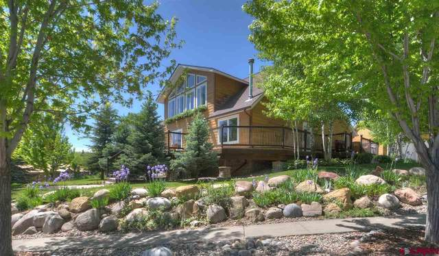 2217 Forest Avenue, Durango, CO 81301 (MLS #770095) :: The Dawn Howe Group | Keller Williams Colorado West Realty