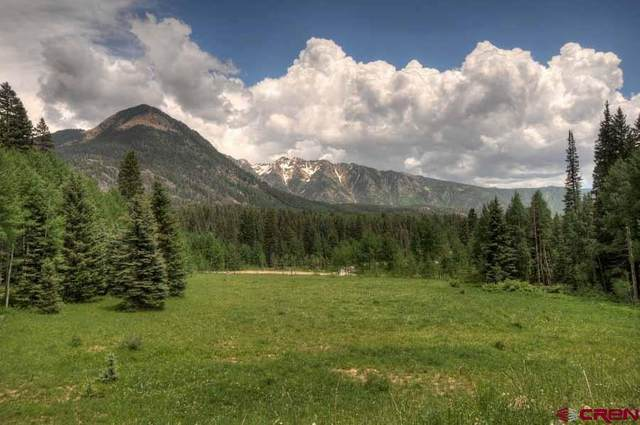 53001 N Hwy 550, Durango, CO 81301 (MLS #770149) :: Durango Mountain Realty